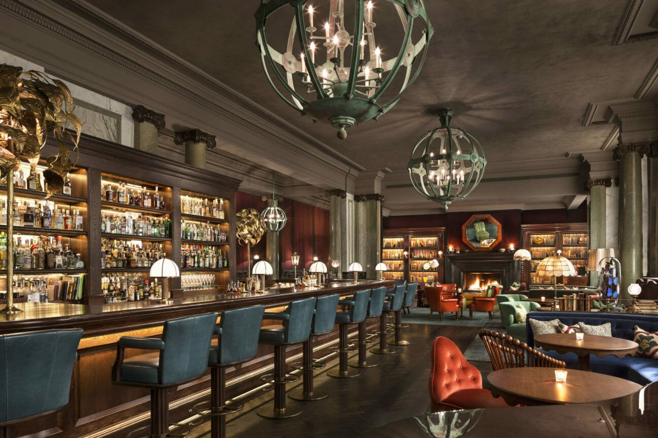 Scarfes bar Covent Garden