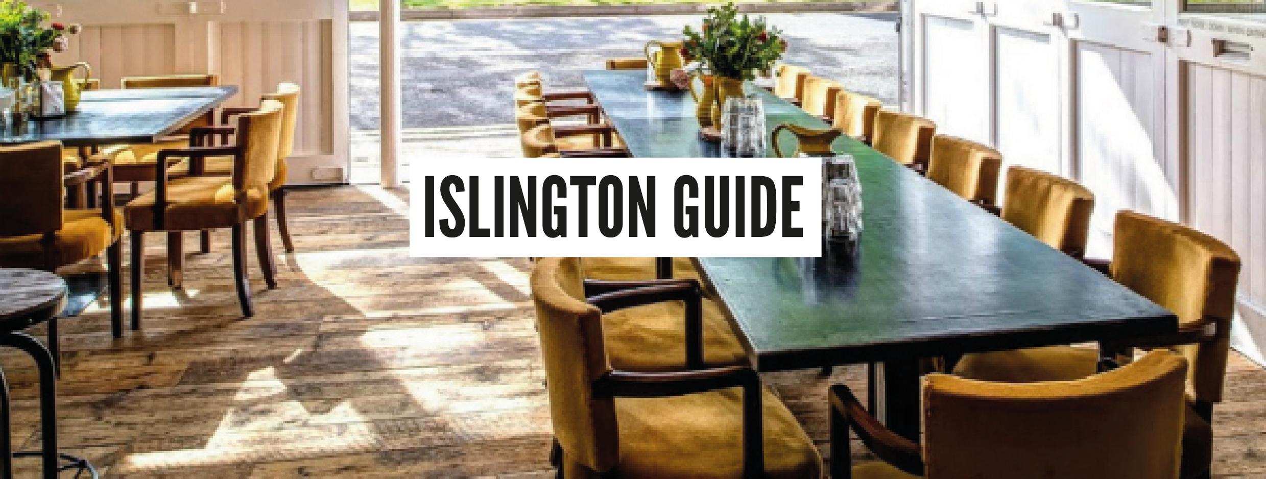 London Neighbourhood Guides - Islington