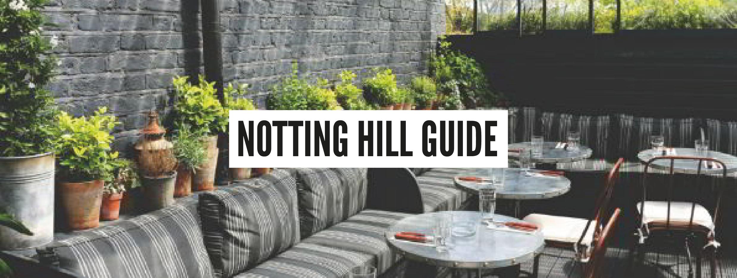 London Neighbourhood Guides - Notting Hill