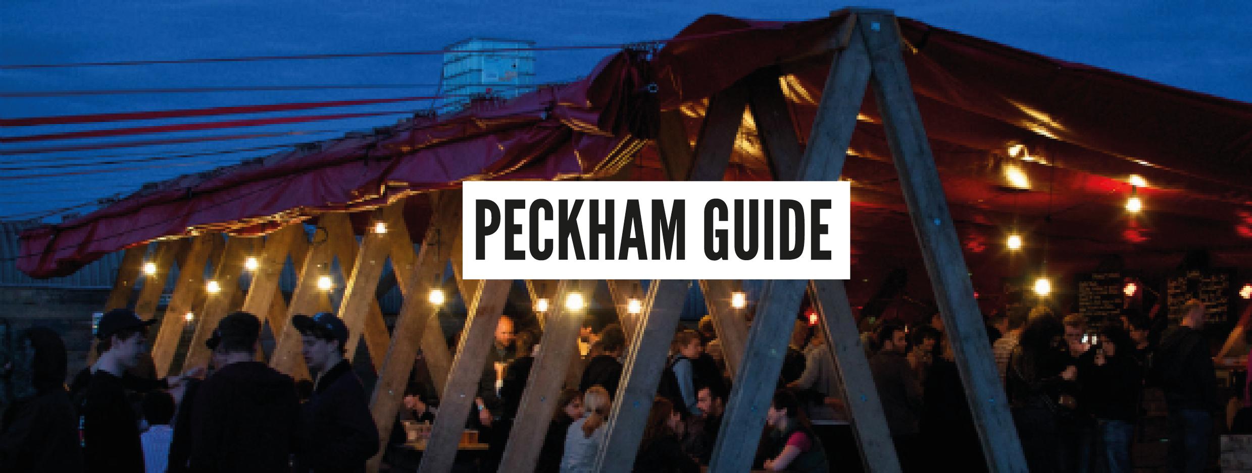 London Neighbourhood Guides - Peckham