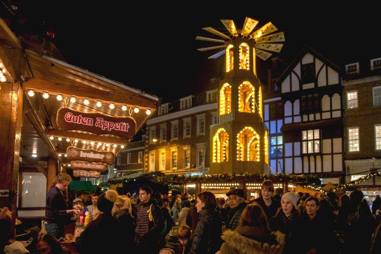 Kingston London Christmas Market