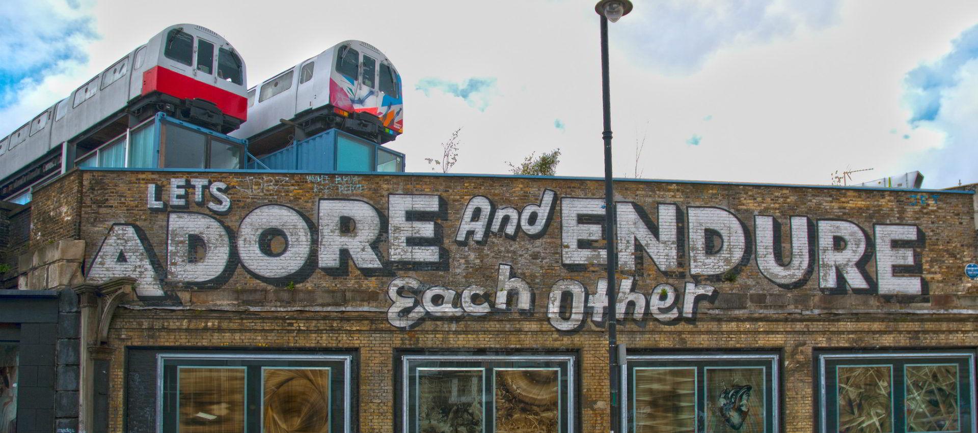 Shoreditch and Spitalfields 24 Hour Guide