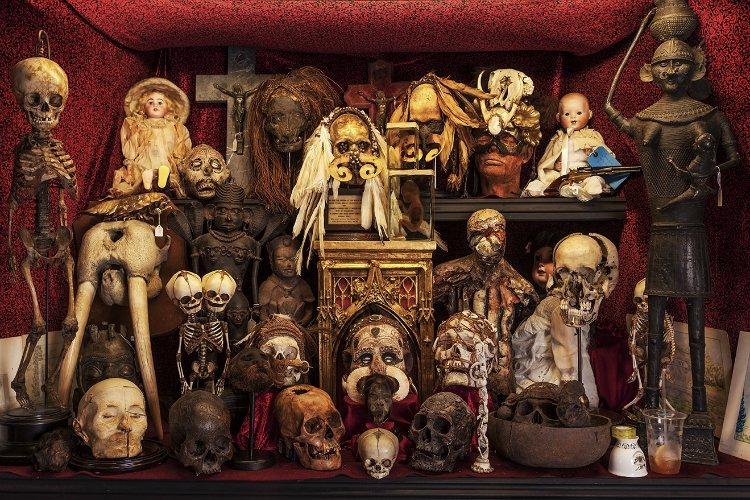 Viktor Wynd unusual Museums London