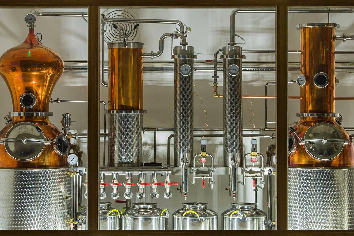 City of London Distillery best gin bars