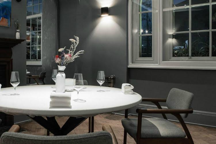 Da Terra new Michelin star restaurants London