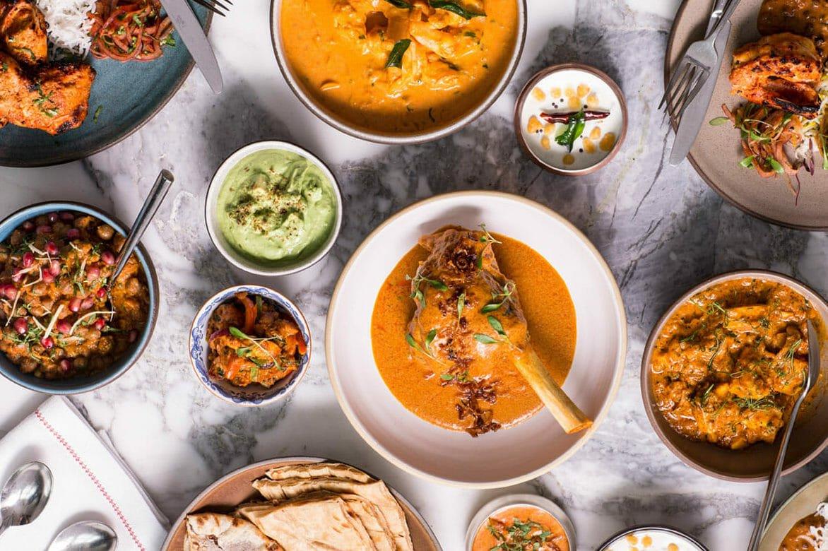 Tamarind kitchen best Indian restaurants London