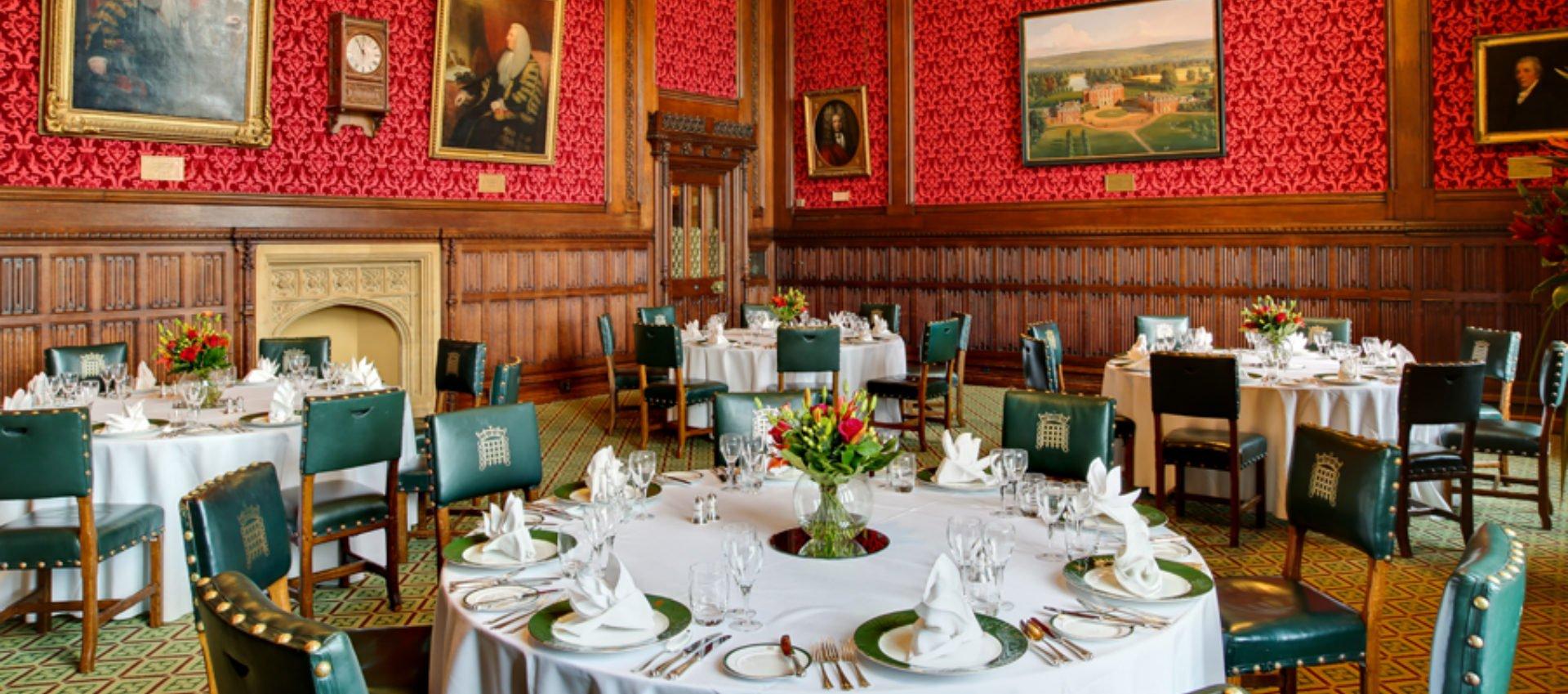 Restaurant At Parliament House