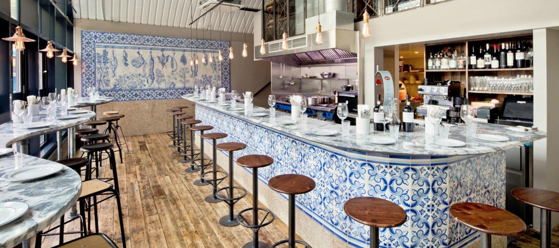 bar douro portuguese small plates in a london bridge. Black Bedroom Furniture Sets. Home Design Ideas