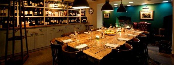 Casa Malevo - Steak restaurants in London