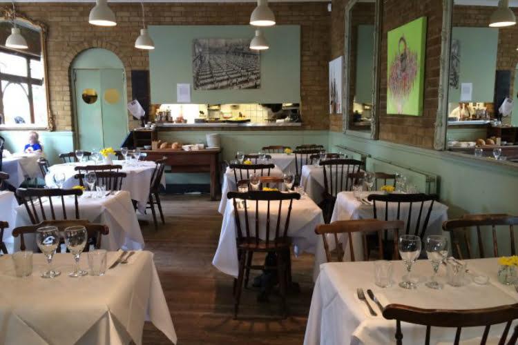 Franklins - best restaurants in London