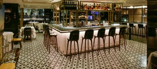 Hari Hotel London Restaurant