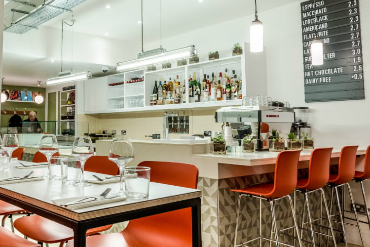 Louie Louie - best restaurants in London