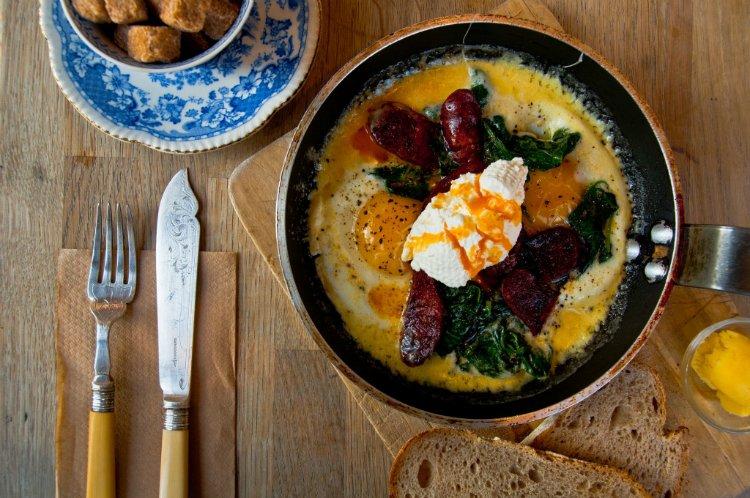 Milk - best restaurants in London