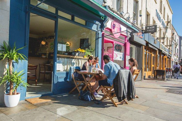 Oldroyd - best restaurants in London