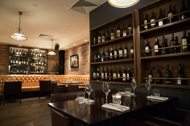 Omnino steak restaurant London