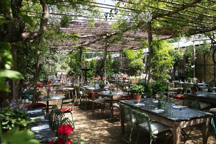 Petersham Nurseries - best restaurants in London