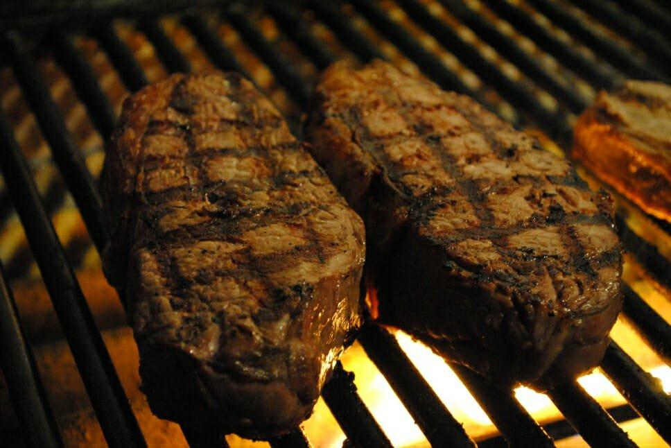 Popeseye steak
