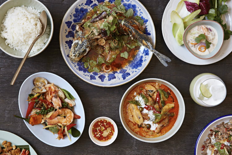 Som Saa - best restaurants in London