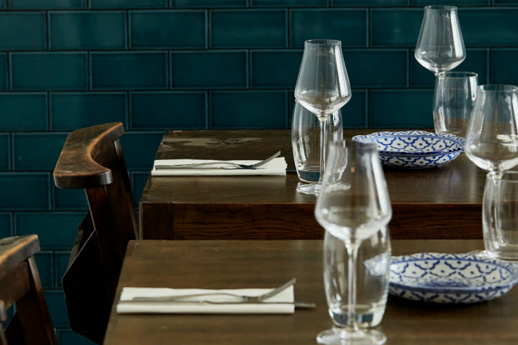 Sparrow best restaurants in London