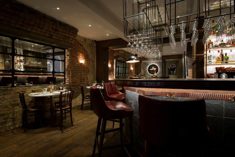 The Ninth - best restaurants in London