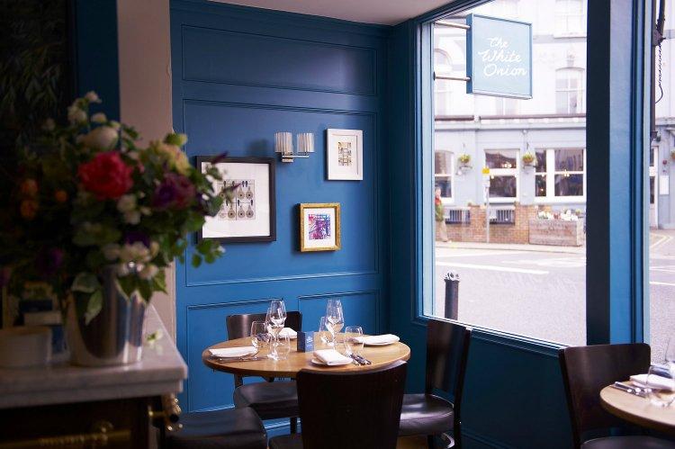 The White Onion - best restaurants in London