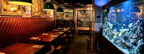 Zelman - Steak restaurants in London