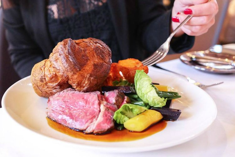 Galvin La Chapelle roast