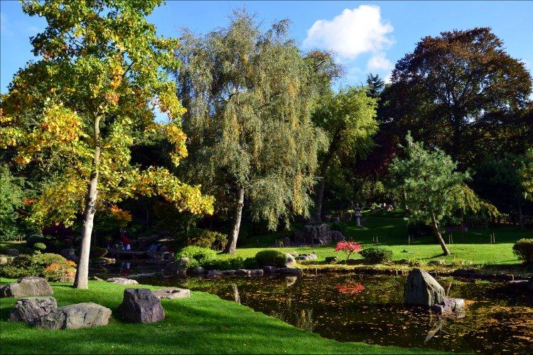things to do in a London heatwave - secret gardens