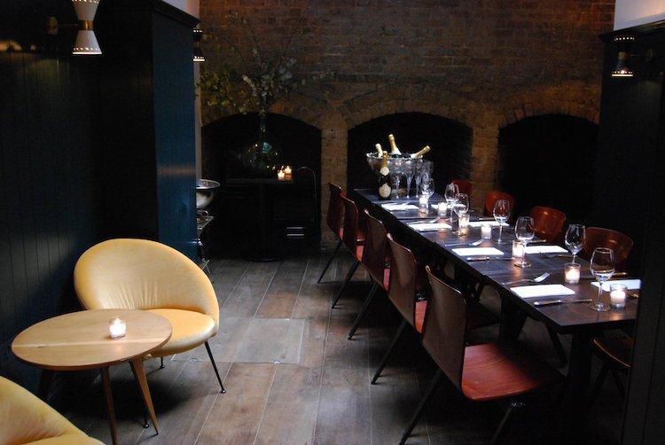 La Fromagerie restaurant Bloomsbury
