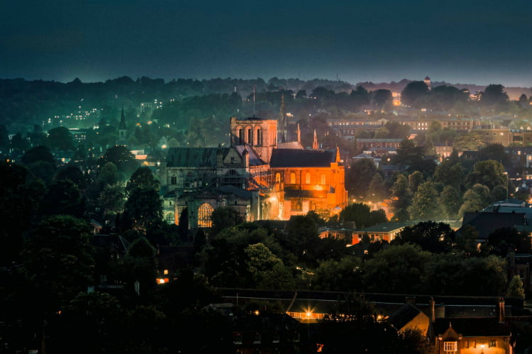 Winchester day trips from london