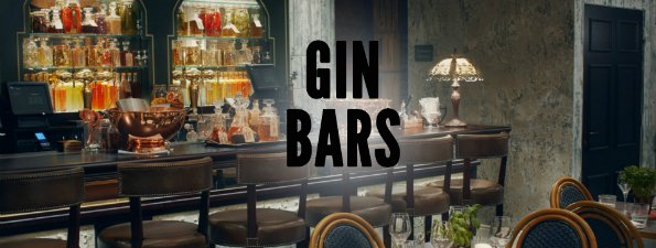 Gin - London Spirits Bar