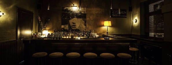 wilhelmine egyetlen bar berlin
