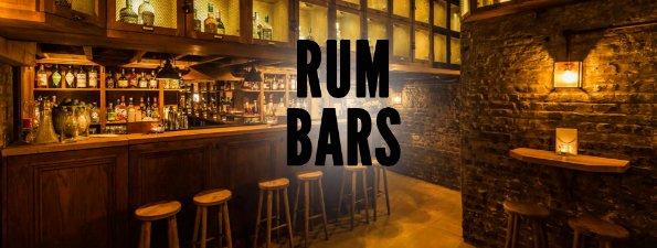 Rum - London Spirits Bar