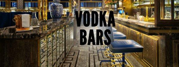 Vodka - London Spirits Bar