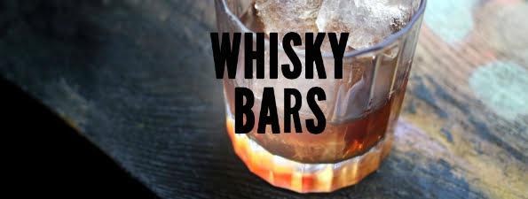 Whisky - London Spirits Bar