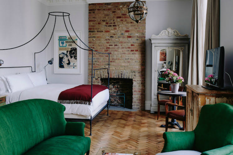 Artist Residence Boutique Hotels London