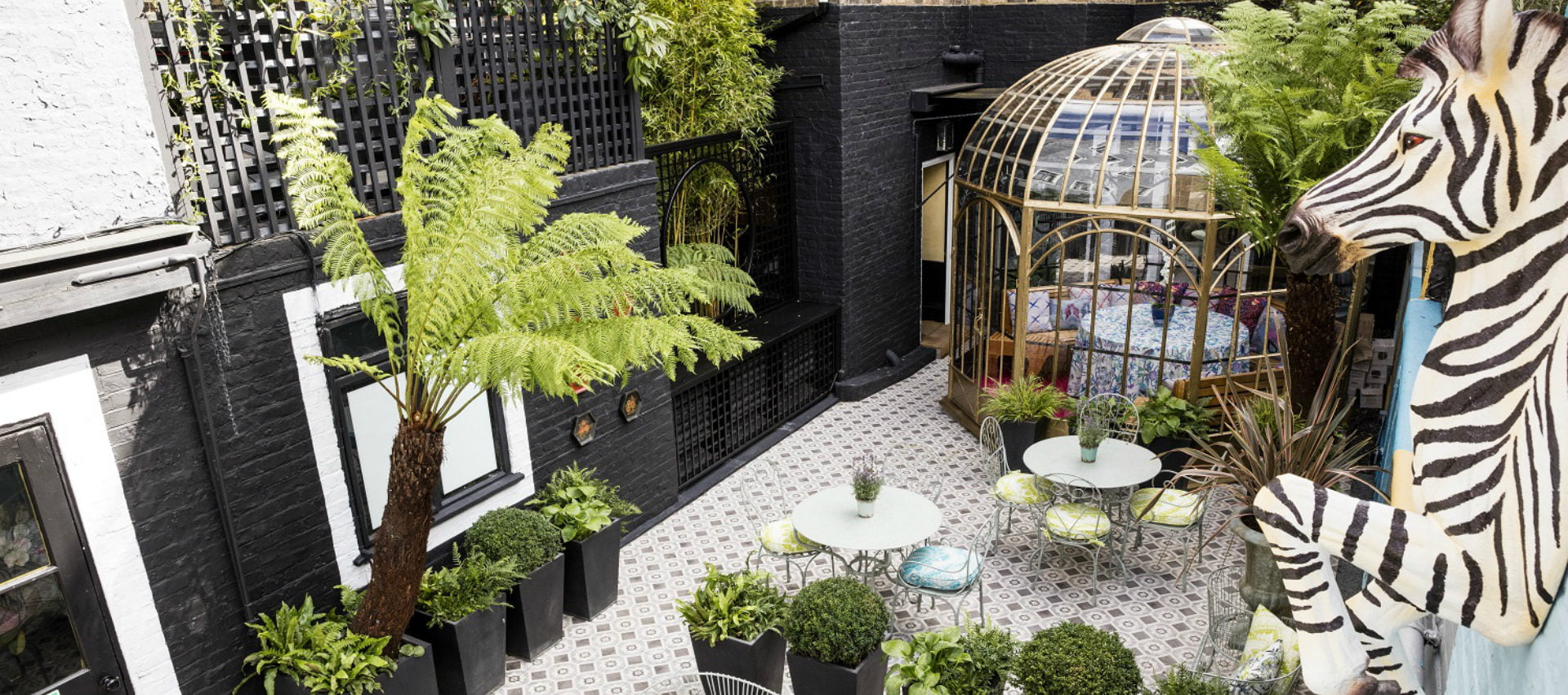 Boutique hotels in london 10 stylish and unusual places for Small boutique hotels london