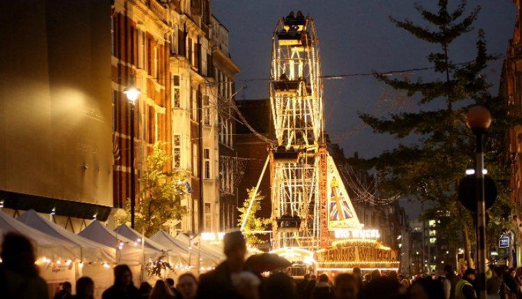 Marylebone Christmas Lights 2019
