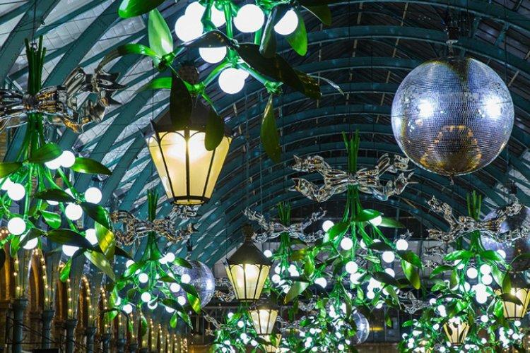Covent Garden Christmas Lights 2019