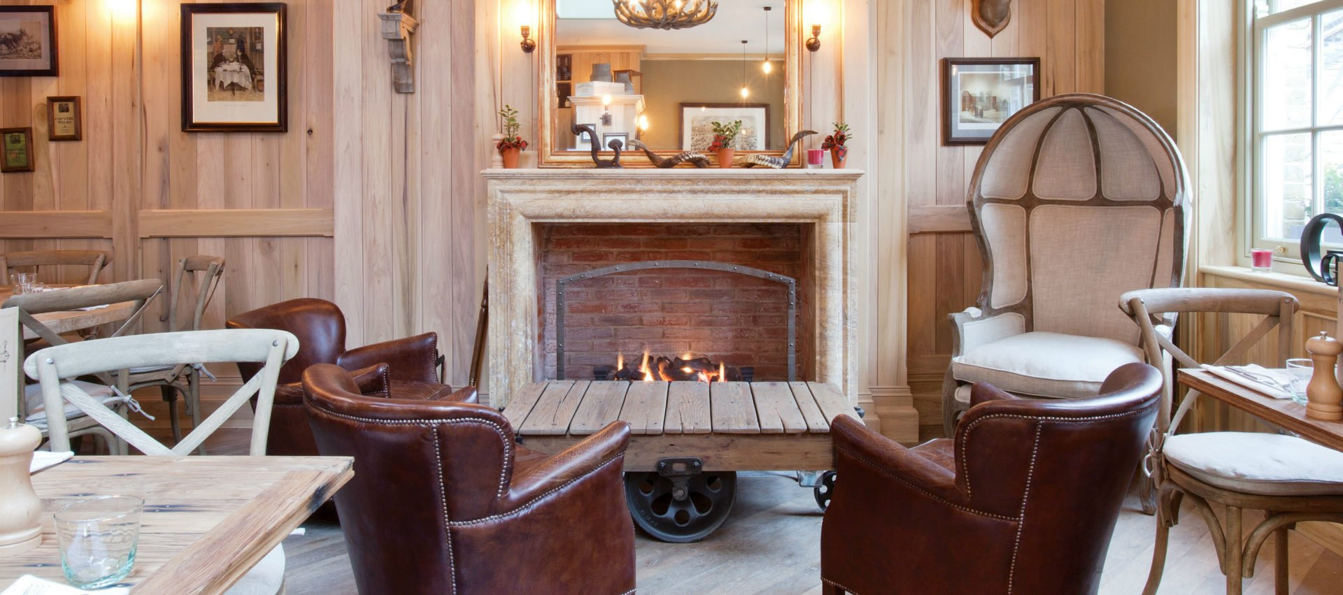 Best London Pubs With Open Fires