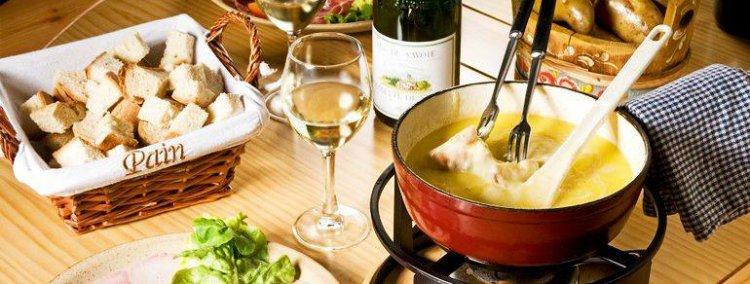 best fondue in London