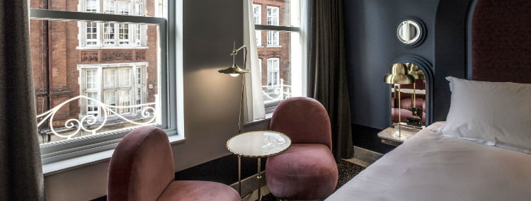 london's best boutique hotels