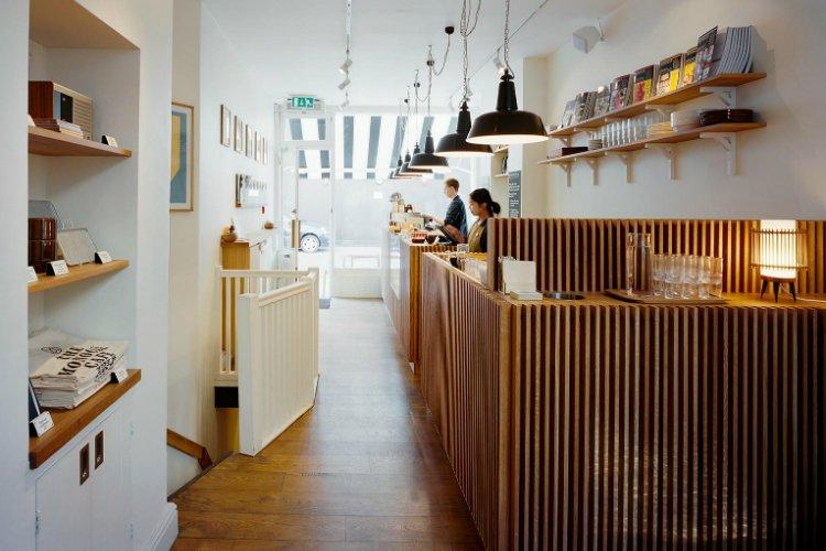 Monocle Café best coffee shops in London