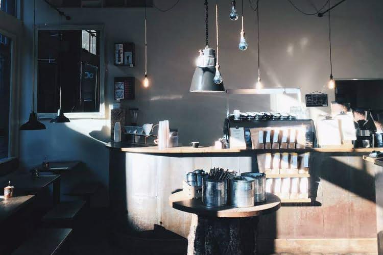 Tap best coffee shops in London