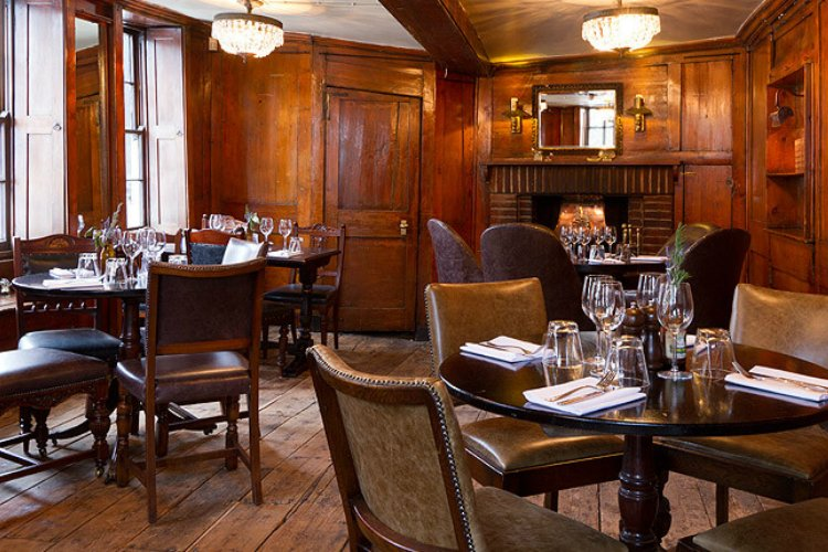 Spaniard's Inn - best London pubs with open fires