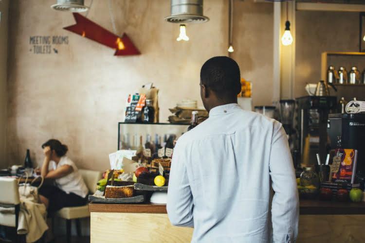 Timberyard best coffee shops in London