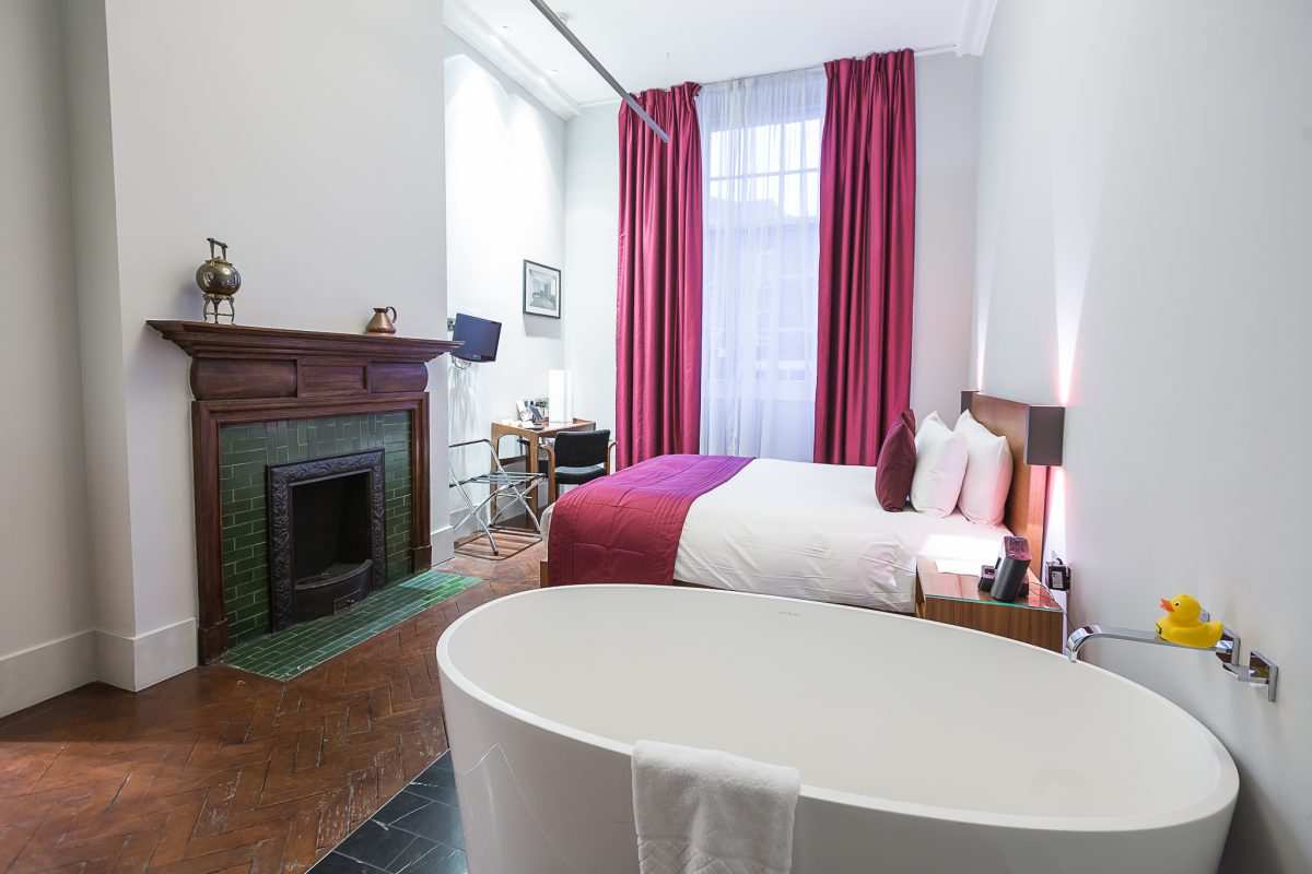Town Hall Hotel Bethnal Green boutique hotels London