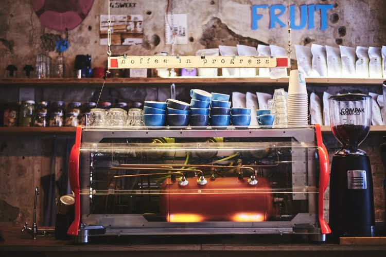 Vagabond best coffee shops London
