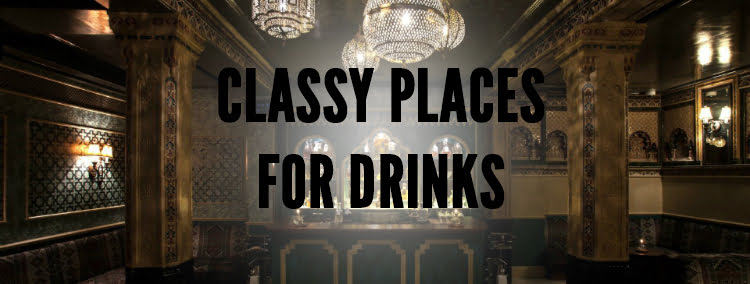 Classy Places For Birthday Drinks