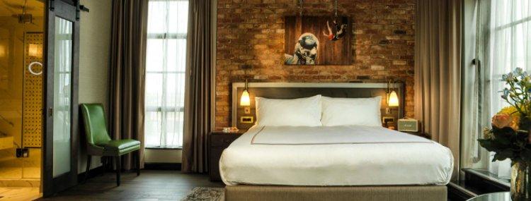 The Curtain - Shoreditch Hotel